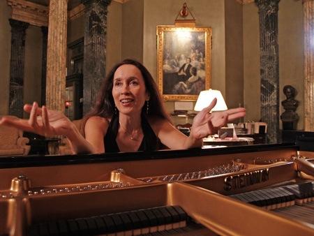 Steinway Rotunda-Masterclass with Julie Jordan